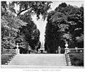 Clément Maurice Paris en plein air, BUC, 1897,030 Le Jardin du Luxembourg, Terrasse Est et allée du Panthéon.jpg