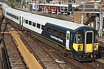 Clapham Junction - SWR 442420 empty stock to Waterloo.jpg