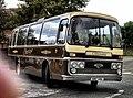 Classique Coaches coach (SRC 45L) 1973 Leyland Leopard Plaxton, 6 July 2011.jpg