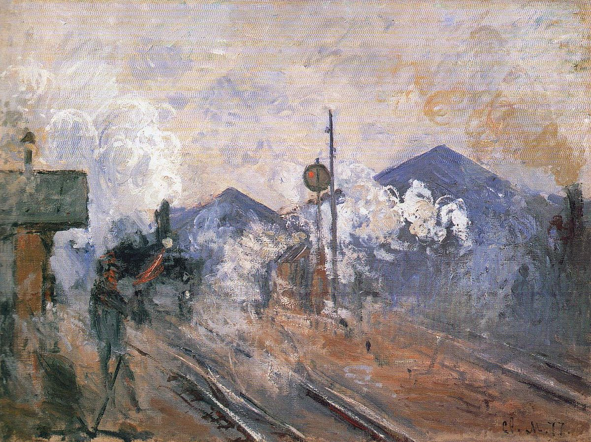 Claude Monet - Train Tracks at the Saint-Lazare Station.jpg
