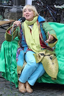 Person Claudia Roth 6