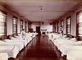Claybury Asylum, Woodford, Essex; a dormitory. Photograph by Wellcome L0027370.jpg