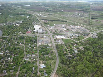 Clearwater, Minnesota - Image: Cleawatermn
