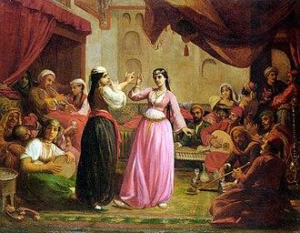 Félix Auguste Clément - Image: Clement Felix Auguste An Evenings Entertainment