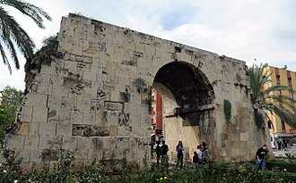 Tarsus, Mersin - Cleopatra's Gate in Tarsus