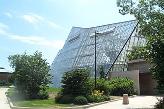 Graham Gund - Eleanor Armstrong Smith Glasshouse, Cleveland Botanical Gardens