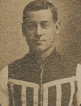 Clifford Cocks (footballer) - Image: Clifford Cocks 1910