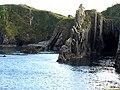 Cliffs at Dooneen - geograph.org.uk - 14834.jpg