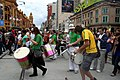 Climate Rally marching Band (4177932183).jpg