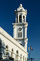 Clock tower in Santo Domingo, Dominican Republic.jpg