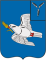 Coat of Arms of Dukhovnitskoe rayon (Saratov oblast).png