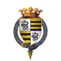 Coat of Arms of Francesco Sforza, Duke of Milan, KG.png