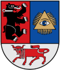 Coat of arms of Šiauliai (Lithuania).png