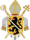 Coat of arms of Archdiocese of Bamberg.png