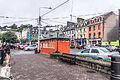 Cobh (pronounced Cove) dominates Cork Harbour one of the largest natural harbours in the world (7174119723).jpg