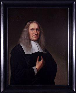 Johannes Cocceius Dutch theologian