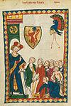 Codex Manesse 113v Hesso von Reinach.jpg