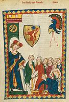Hesso von Reinach -  Bild