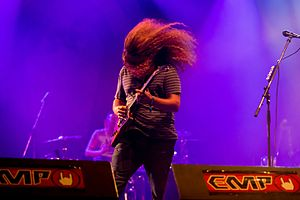 Coheed and Cambria - Coheed and Cambria live at Summer Breeze Open Air in 2016