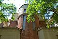 Col·legi Major Lluís Vives, absis de l'antiga capella.JPG