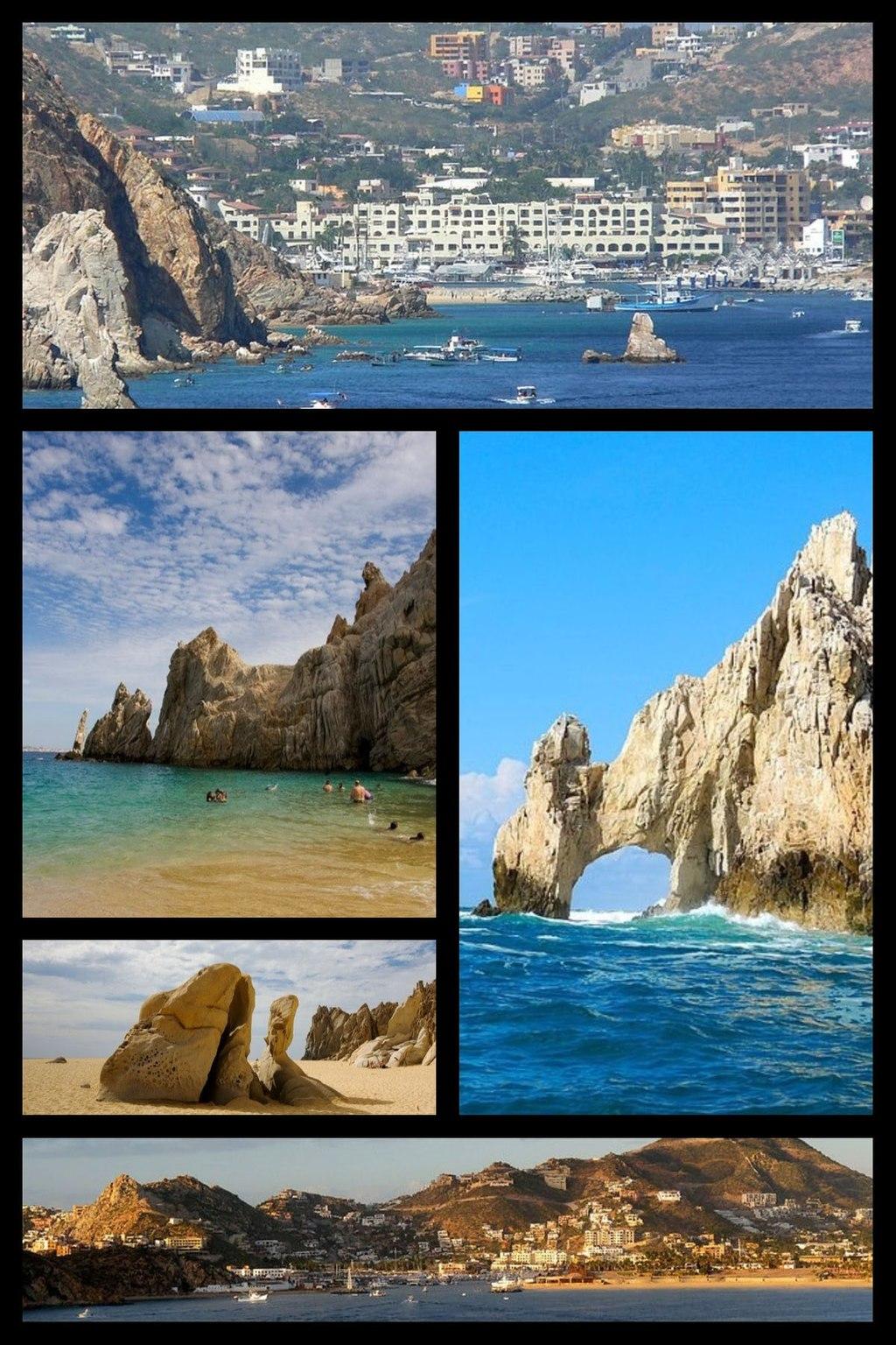 Collage Cabo San Lucas