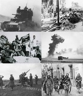 Spanish Civil War Civil war in Spain from 1936 to 1939