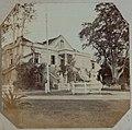 Collectie Nationaal Museum van Wereldculturen TM-60062309 Trafalgar Hall, kantoor van de Brigadier-Generaal J.E.W. Smyth Caulfeild Jamaica fotograaf niet bekend.jpg