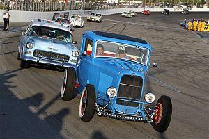Collector Car Appreciation Day - Collector Car Appreciation Day at Toyota Speedway
