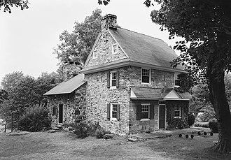 West Goshen Township, Chester County, Pennsylvania - Collins Mansion