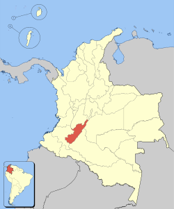Colombia Huila loc map.svg
