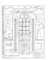 Colonel Paul Wentworth House, Dover Street (moved to MA, Dover), Dover, Strafford County, NH HABS NH,9-SALFA,1- (sheet 9 of 41).png