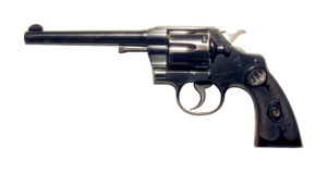 Colt Official Police - Image: Colt Official Police 32 20 1927