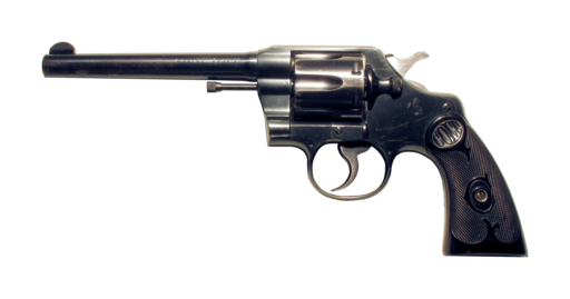 Colt Official Police 32-20 1927