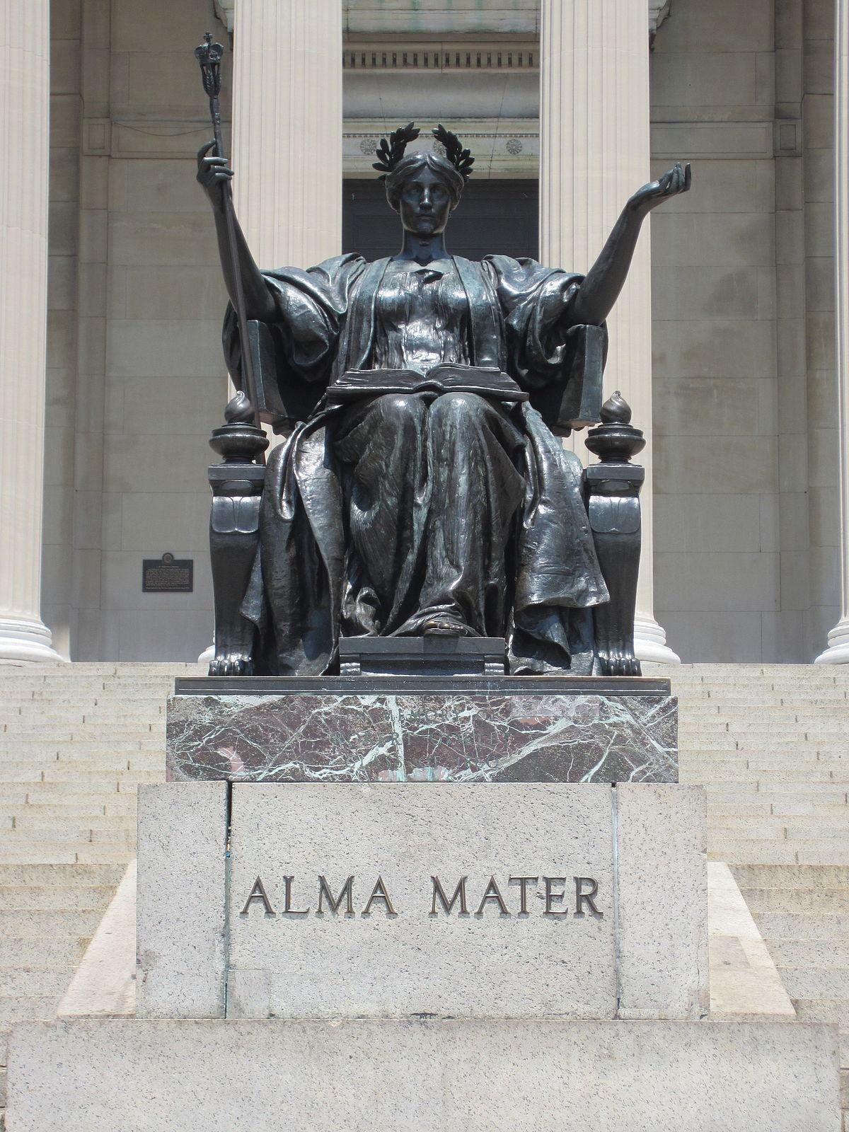 Alma Mater Bedeutung
