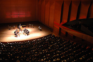 Chamber Music Society of Lincoln Center - Chamber Music Society artists perform in Alice Tully Hall.
