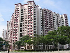 Sengkang - Compassvale South Gate (built 2001)