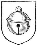 Fig. 519.—Hawk's bell.