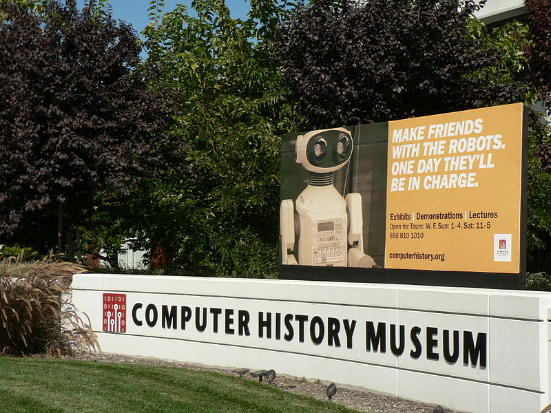 Fichier:Computer History Museum (1507092534).jpg