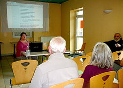 Conference-wikipedia-Visan-Marianne Casamance-201310.JPG