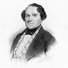 Conradin Kreutzer, Lithographie von Auguste Hüssener (Quelle: Wikimedia)