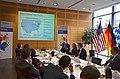 ConsMunich Secretary of Commerce Penny Pritzker visits Munich (11046330193).jpg