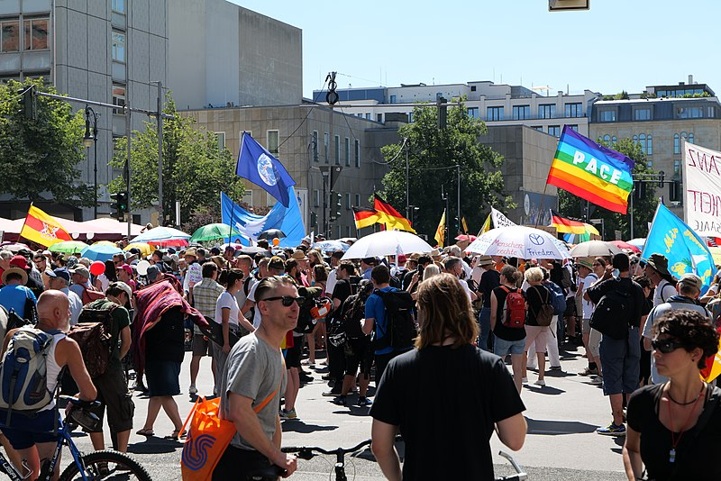 File:Conspiracy theorist protest Berlin 2020-08-01 41.jpg