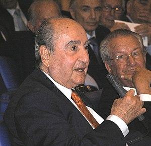 Konstantinos Mitsotakis - Mitsotakis in 2008.