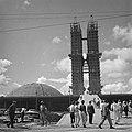 Construção do Congresso Nacional Esplanada dos Ministérios 1959-8.jpg