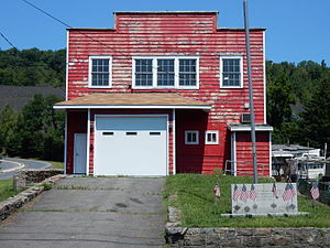 Gilberton, Pennsylvania - Image: Continental Hose Co. No 3, Gilberton PA 01