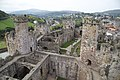 Conwy Castle - view from E.jpg
