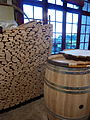 Cooperage wood to make wine barrels.jpg
