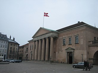 Copenhagen Court House - Copenhagen Court House