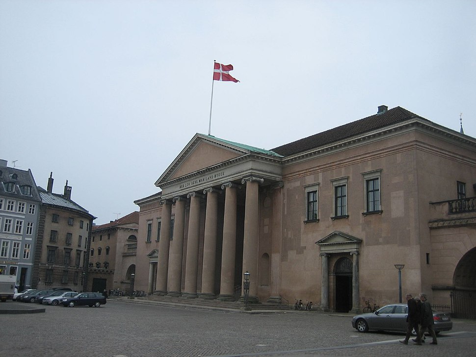 Copenhagen Court House