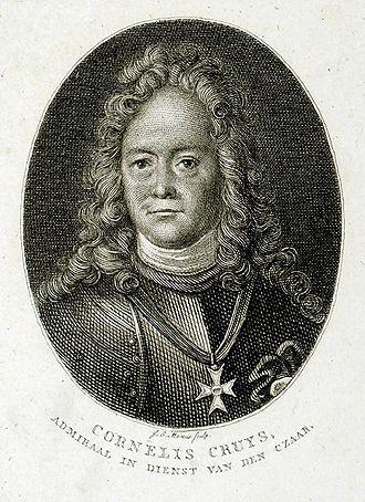 Cornelius Kruys - Сornelius Cruys